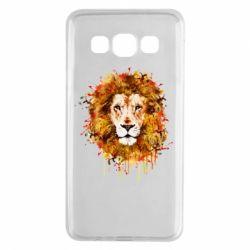 Чохол для Samsung A3 2015 Lion Art - FatLine