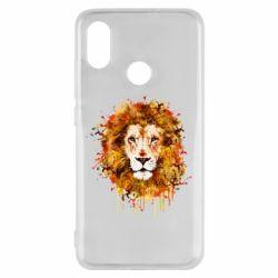 Чохол для Xiaomi Mi8 Lion Art - FatLine