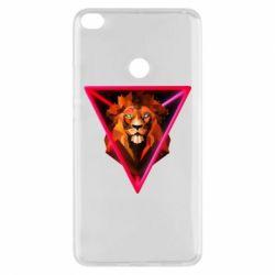 Чохол для Xiaomi Mi Max 2 Lion art