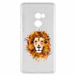 Чохол для Xiaomi Mi Mix 2 Lion Art - FatLine
