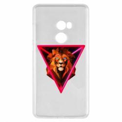 Чохол для Xiaomi Mi Mix 2 Lion art