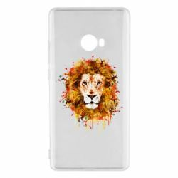Чохол для Xiaomi Mi Note 2 Lion Art - FatLine