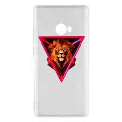 Чохол для Xiaomi Mi Note 2 Lion art
