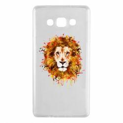 Чохол для Samsung A7 2015 Lion Art - FatLine