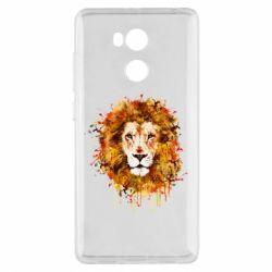 Чохол для Xiaomi Redmi 4 Pro/Prime Lion Art - FatLine