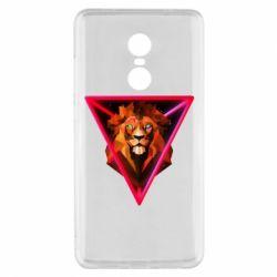 Чохол для Xiaomi Redmi Note 4x Lion art