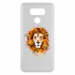 Чохол для LG G6 Lion Art - FatLine
