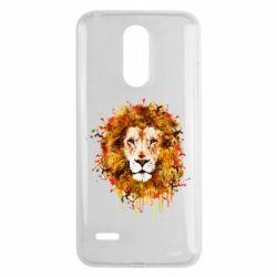 Чохол для LG K8 2017 Lion Art - FatLine