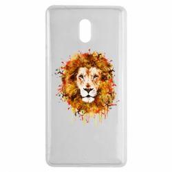 Чохол для Nokia 3 Lion Art - FatLine