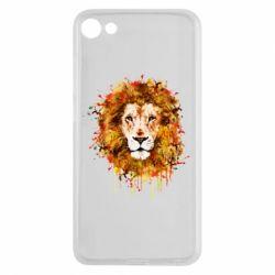 Чохол для Meizu U10 Lion Art - FatLine