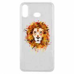 Чохол для Samsung A6s Lion Art - FatLine