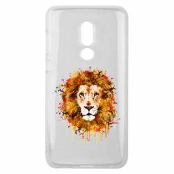 Чохол для Meizu V8 Lion Art - FatLine