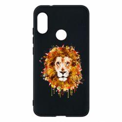 Чохол для Mi A2 Lite Lion Art - FatLine