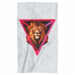 Рушник Lion art