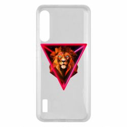 Чохол для Xiaomi Mi A3 Lion art