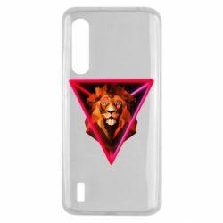 Чохол для Xiaomi Mi9 Lite Lion art