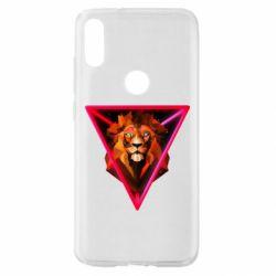 Чохол для Xiaomi Mi Play Lion art