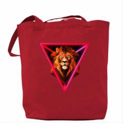 Сумка Lion art