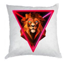 Подушка Lion art