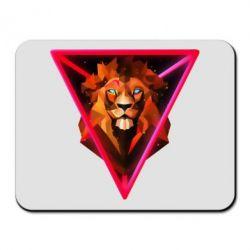 Килимок для миші Lion art