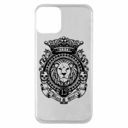 Чехол для iPhone 11 Lion Black Star