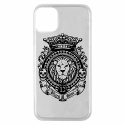 Чехол для iPhone 11 Pro Lion Black Star