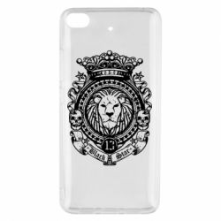 Чехол для Xiaomi Mi 5s Lion Black Star