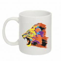 Кружка 320ml Lion multicolor