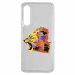 Чехол для Xiaomi Mi9 SE Lion multicolor