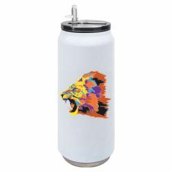 Термобанка 500ml Lion multicolor