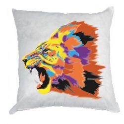 Подушка Lion multicolor