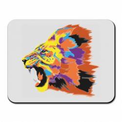 Коврик для мыши Lion multicolor