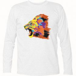 Футболка с длинным рукавом Lion multicolor