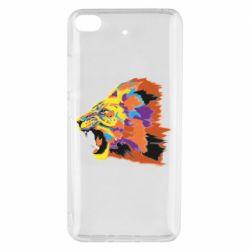 Чехол для Xiaomi Mi 5s Lion multicolor