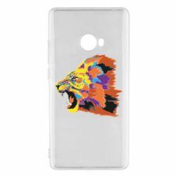 Чехол для Xiaomi Mi Note 2 Lion multicolor