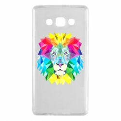 Чохол для Samsung A7 2015 Lion vector