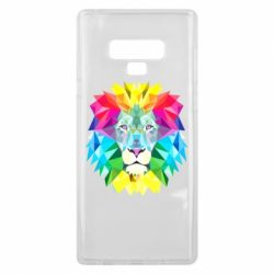 Чохол для Samsung Note 9 Lion vector