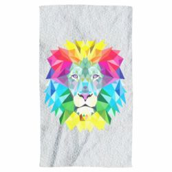 Полотенце Lion vector