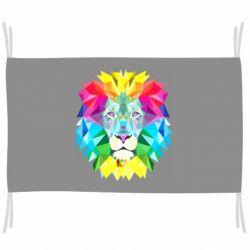 Флаг Lion vector