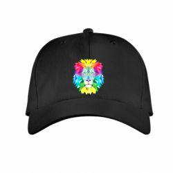 Детская кепка Lion vector