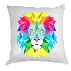 Подушка Lion vector