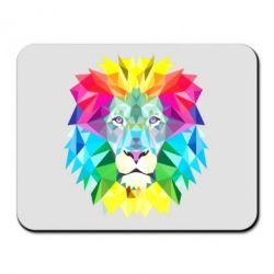 Коврик для мыши Lion vector