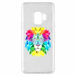 Чохол для Samsung S9 Lion vector