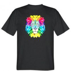 Футболка Lion vector