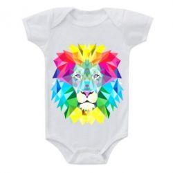 Детский бодик Lion vector
