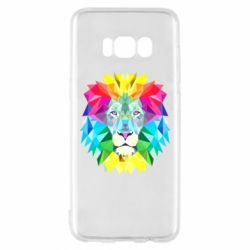 Чохол для Samsung S8 Lion vector