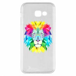 Чехол для Samsung A5 2017 Lion vector