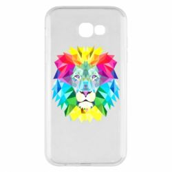 Чохол для Samsung A7 2017 Lion vector
