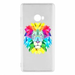 Чохол для Xiaomi Mi Note 2 Lion vector