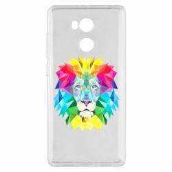 Чехол для Xiaomi Redmi 4 Pro/Prime Lion vector